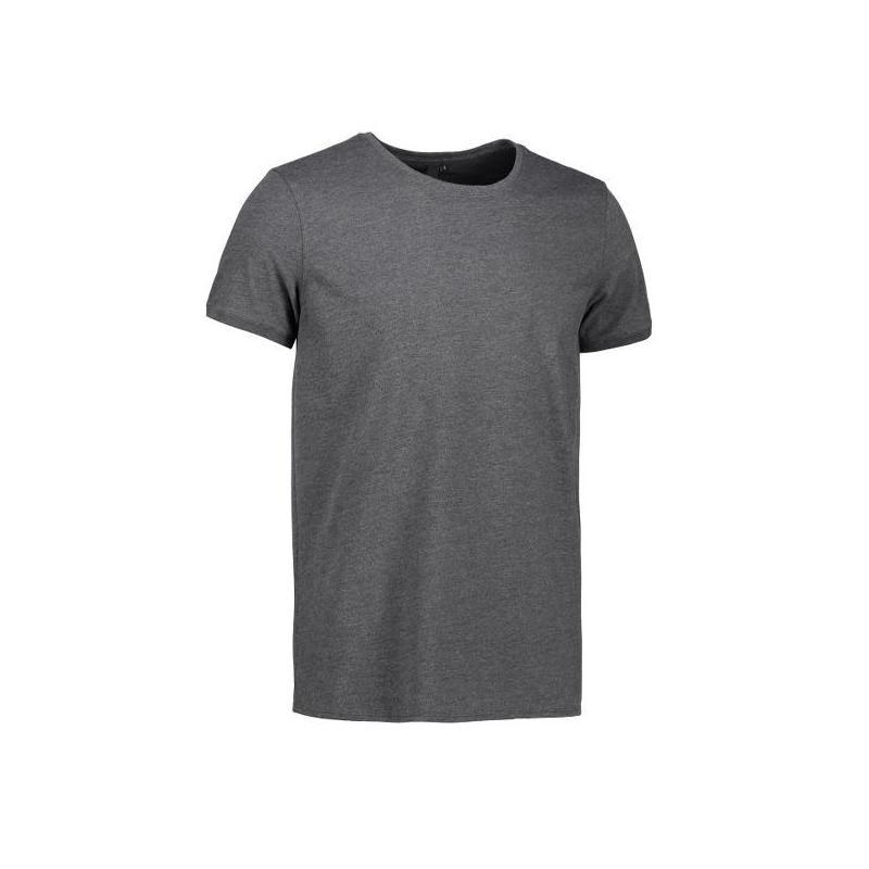 Heute im Angebot: CORE O-Neck Tee Herren T-Shirt 540 von ID / Farbe: koks / 100% BAUMWOLLE
