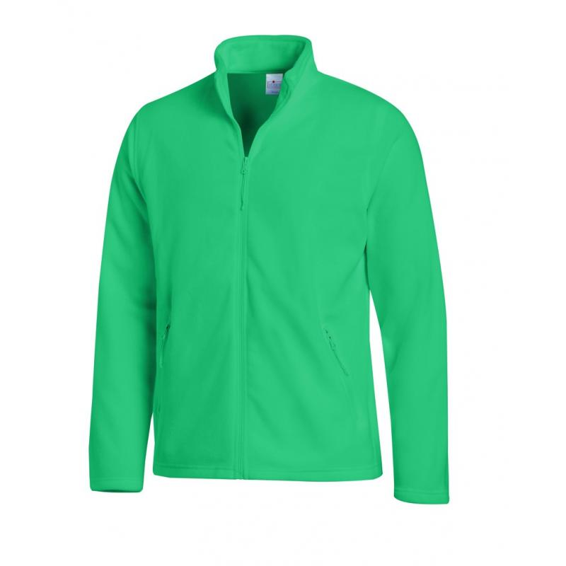 Heute im Angebot: Fleecejacke (Herren) 2665 von LEIBER / Farbe: petrol / 100 % Polyester jetzt günstig kaufen