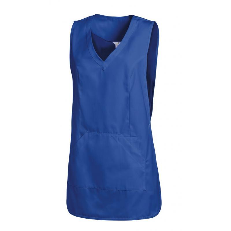 Heute im Angebot: Überwurfschürze 641 von LEIBER / Farbe: königsblau / 65 % Polyester 35 % Baumwolle