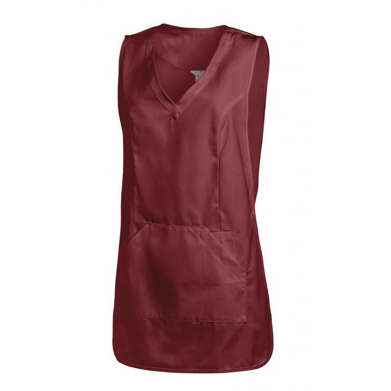Heute im Angebot: Überwurfschürze 641 von LEIBER / Farbe: bordeaux / 65 % Polyester 35 % Baumwolle in der Region Wilhelmshaven