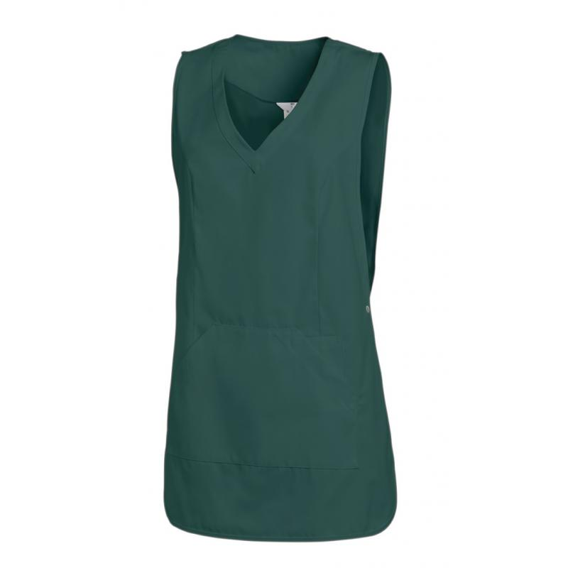 Heute im Angebot: Überwurfschürze 641 von LEIBER / Farbe: bottle green / 65 % Polyester 35 % Baumwolle in der Region Ratingen