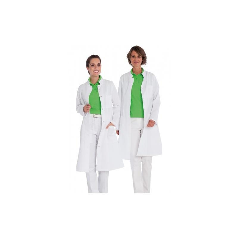Heute im Angebot: Damenmantel 290 von EXNER / Farbe: weiß / 100% Baumwolle 230g in der Region Saarbrücken