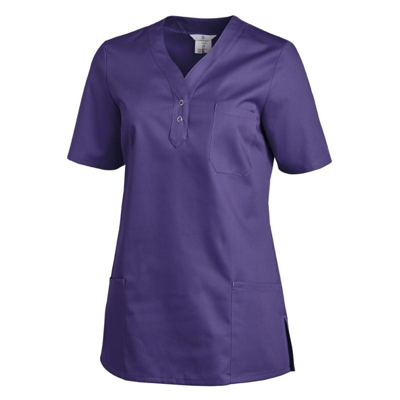 Heute im Angebot: Schlupfjacke 1254 von LEIBER / Farbe: lila / 65% Polyester 35% Baumwolle in der Region Plauen