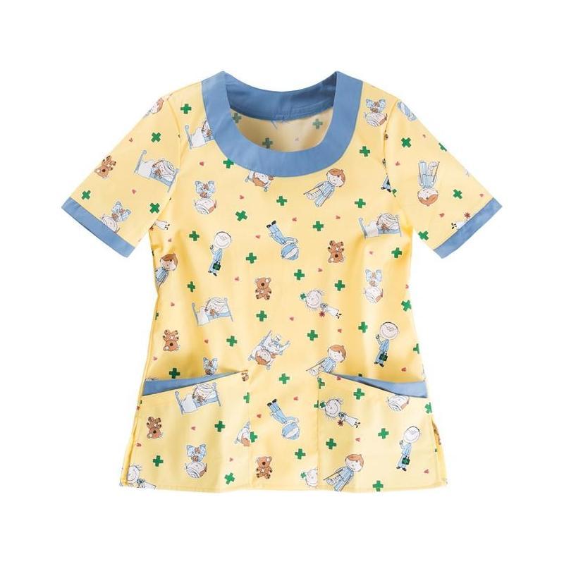 Heute im Angebot: Kasack 2384 von BEB / Kindermotiv / 35% Baumwolle 65% Polyester jetzt günstig kaufen